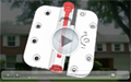 Sentry Hinged Patio Door Hinges video