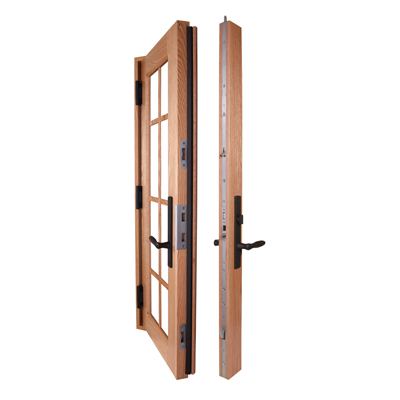 Sentry Multi Point Hinged Patio Door System Truth Hardware