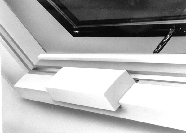 42 Skysentry Motorized Skylight System