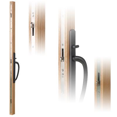 Nexus Mortise Patio Door Lock Systems Truth Hardware